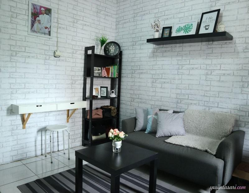 Mendekorasi Ruang Tamu Minimalis Dengan Budget Hemat