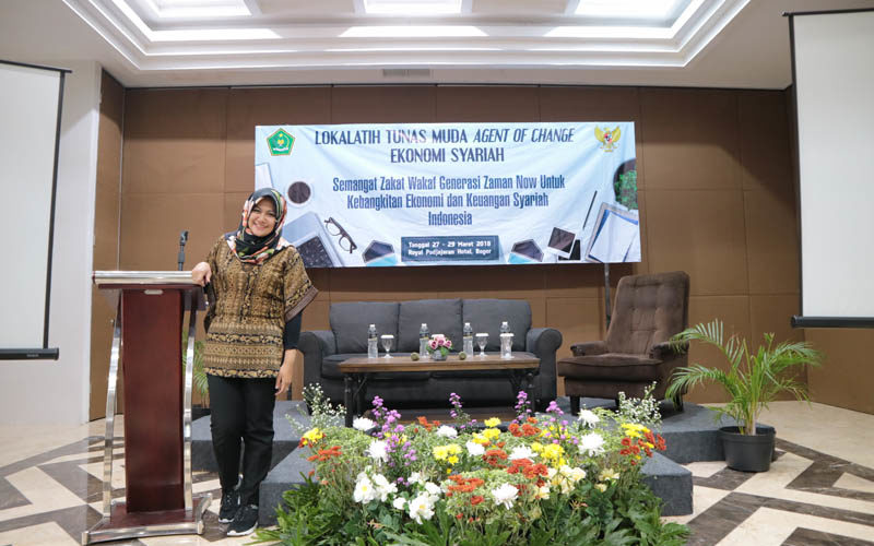 Mendorong Kemajuan Ekonomi Syariah di Era Milenial