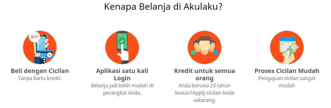 Belanja Online Kredit Tanpa Kartu Kredit