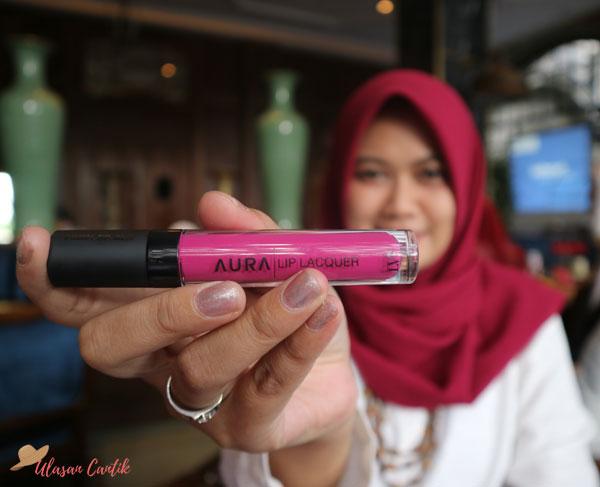 Aura Lip Lacquer