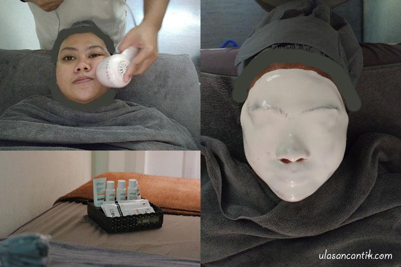 facial di erha clinic