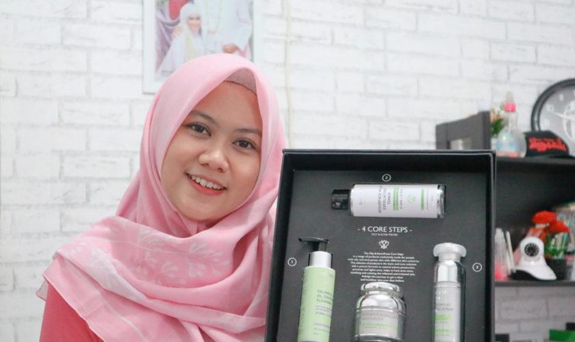Review BHUMI Oily & Acne-Prone Series, Skincare untuk kulit berminyak dan Mudah Berjerawat