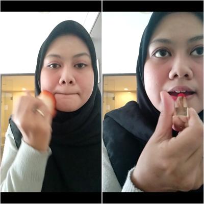 tutorial makeup flawless