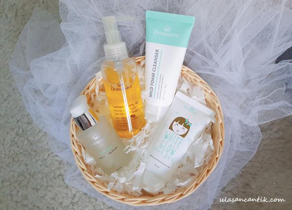 Review Produk Skincare Korea dari Dermaster