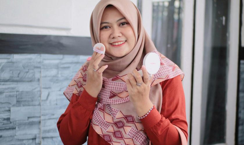 Rangkaian Skincare dan Make up Halal dari Nameera