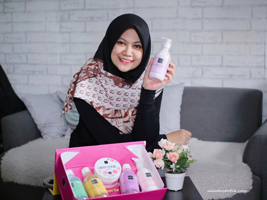 Review Scarlett Whitening Body Care, Kulit Makin Cerah Dalam 2 Minggu