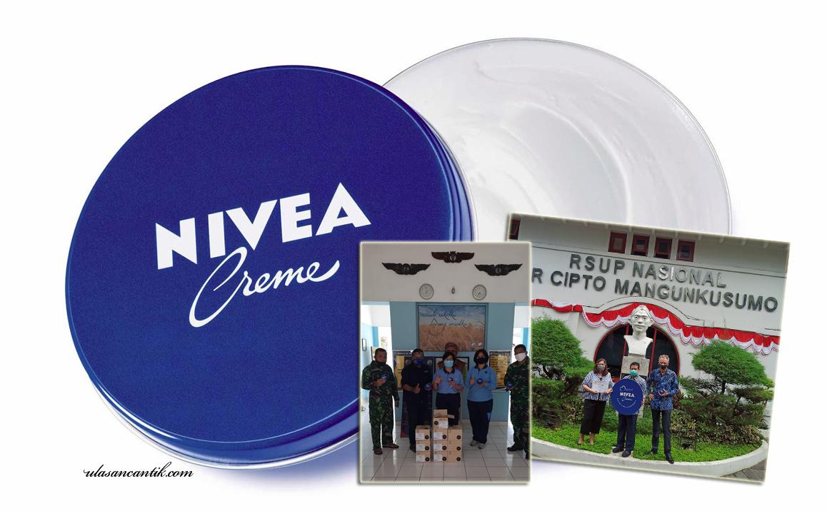 NIVEA Berbagi NIVEA Creme Tin Kemasan Khusus di Hari Kemerdekaan RI