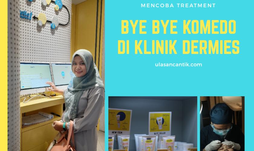 Mencoba Treatment di Klinik Dermies Jakarta untuk Kulit Berjerawat